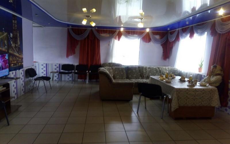 Досуговые мероприятия для пожилых постояльцев в пансионате Старобеловский